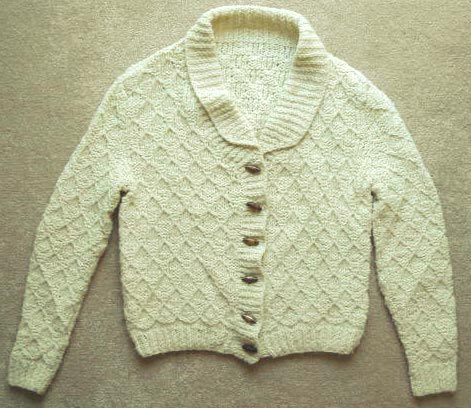 Free Knitting Pattern For Cardigan : free knitting patterns-Knitting Gallery