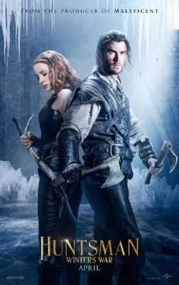 SINOPSIS The Huntsman Winter's War (2016) - Chris Hemsworth & Jessica Chastain