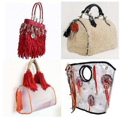 El mundo del reciclaje bolsos basbag hechos con material reciclado - Bolsos de tela hechos en casa ...