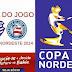 Ficha do jogo: CSA 4X1 Bahia - Copa do Nordeste 2014
