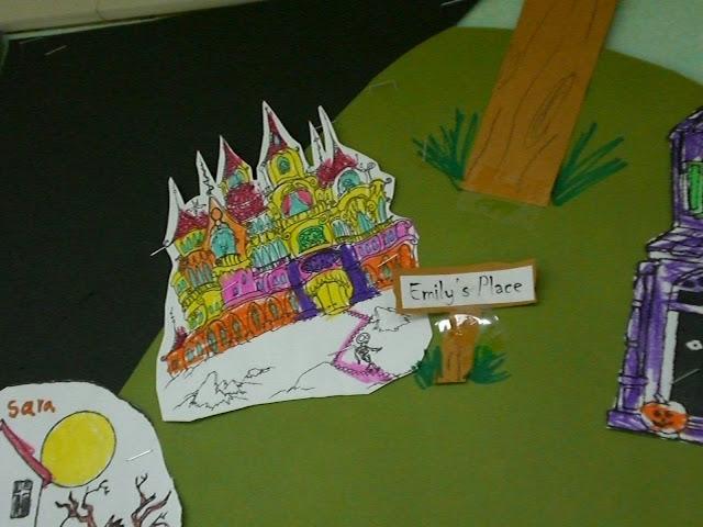 Diy Halloween Classroom Decorations ~ Diy halloween classroom decor the mosbys in china