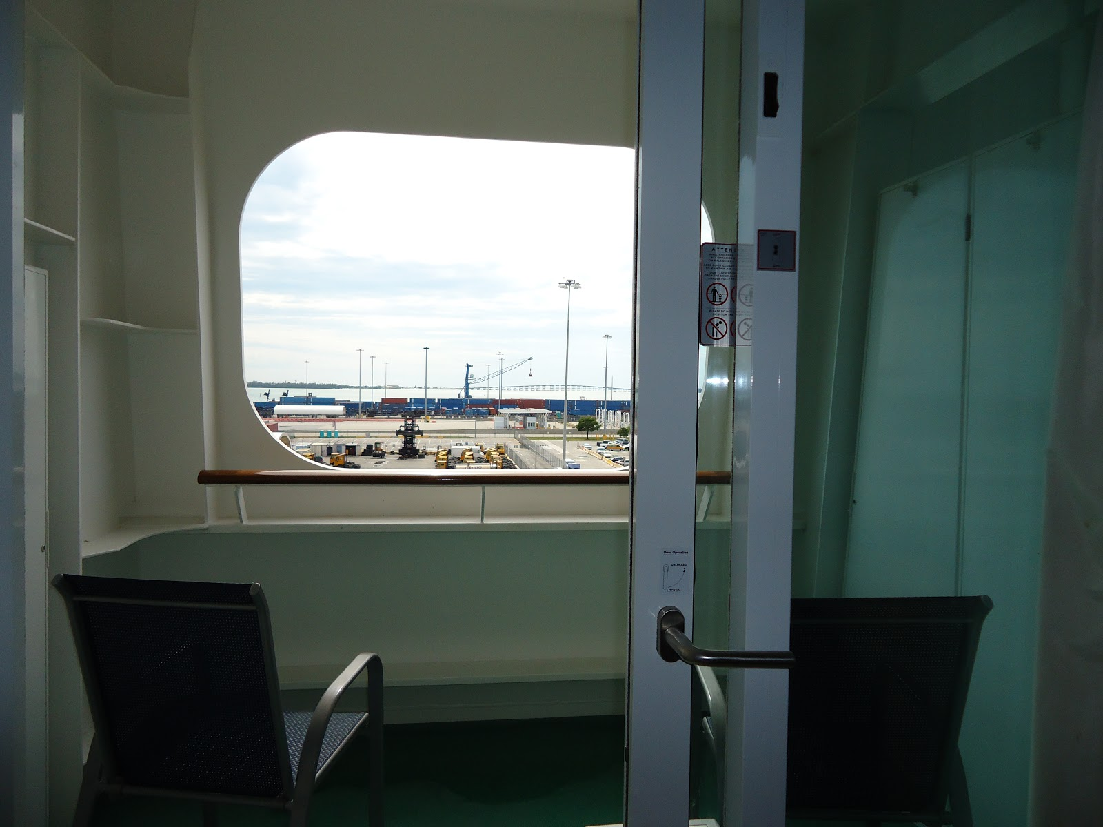 P a moore 39 s blog review norwegian ncl epic eastern for What is a balcony