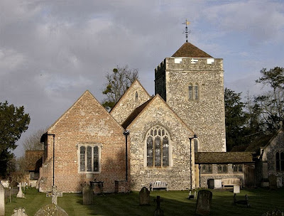 Stoke Poges Church Buckinghamshire