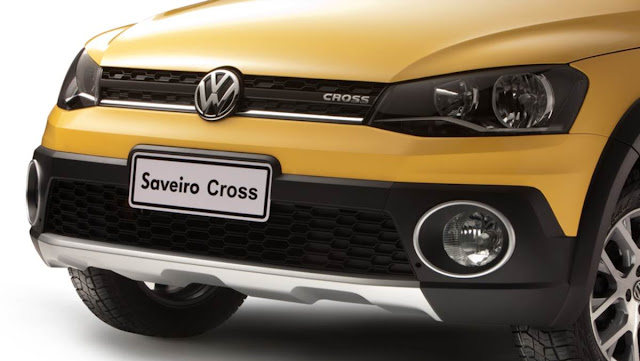 Nova Saveiro 2014 Cross