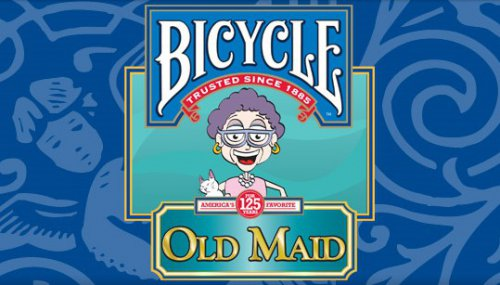 Bicycle Old Maid Final (Portable/2010)
