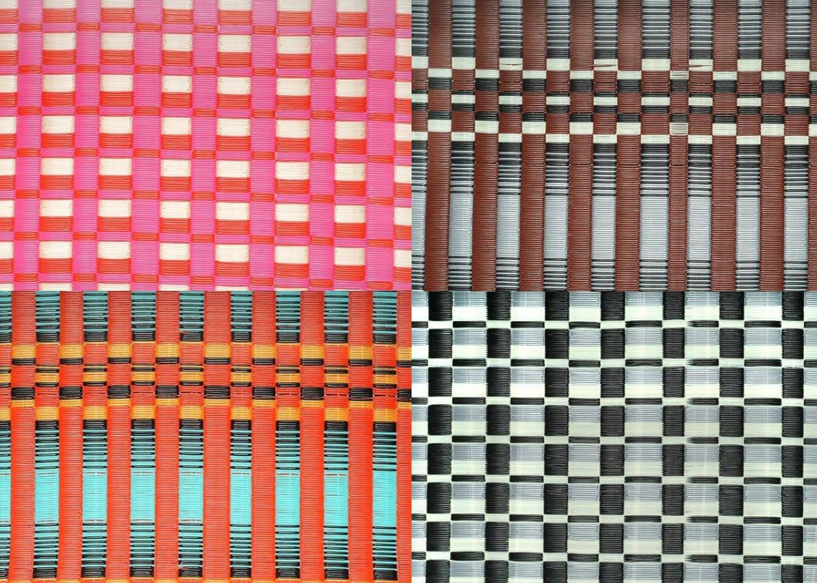 Casas cosas y dem s alfombras de pl stico de senegal - Alfombras de cocina ikea ...