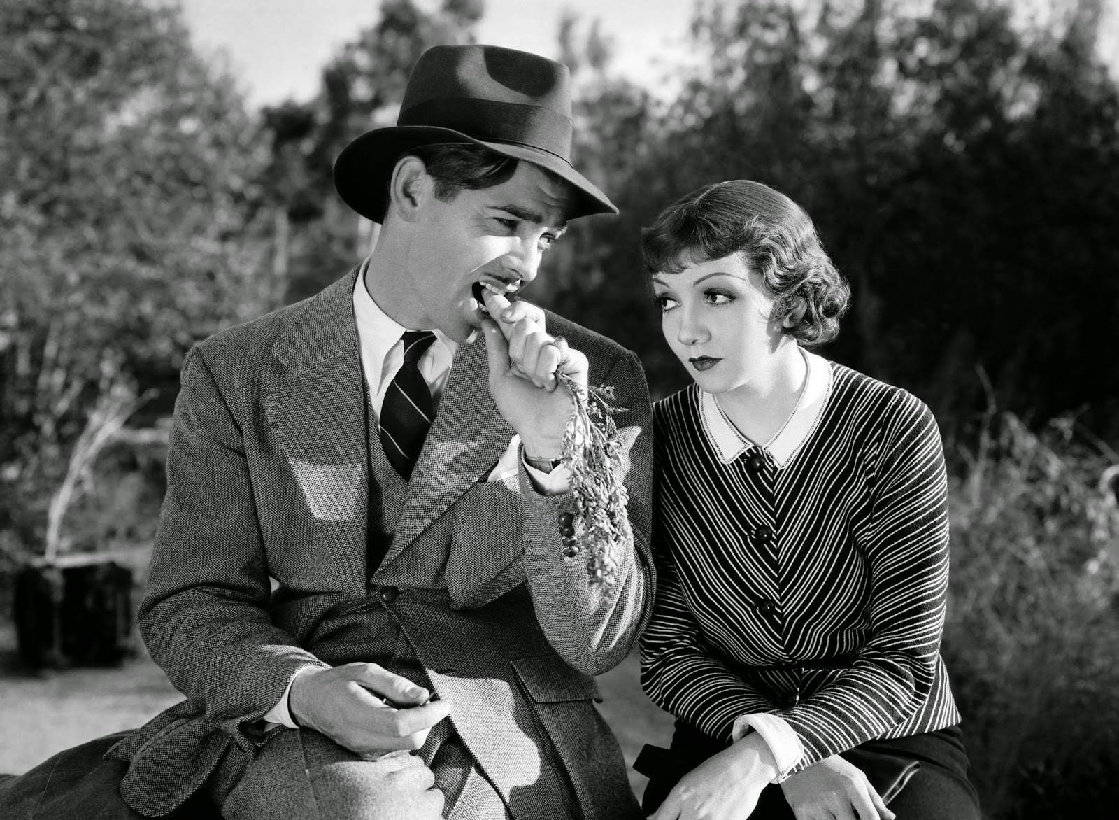 It happened one night was one of the first black white classic films i