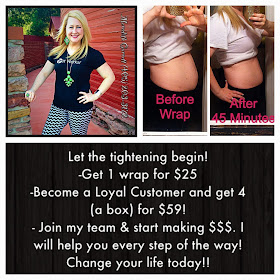 Skinny Wraps, Anyone?
