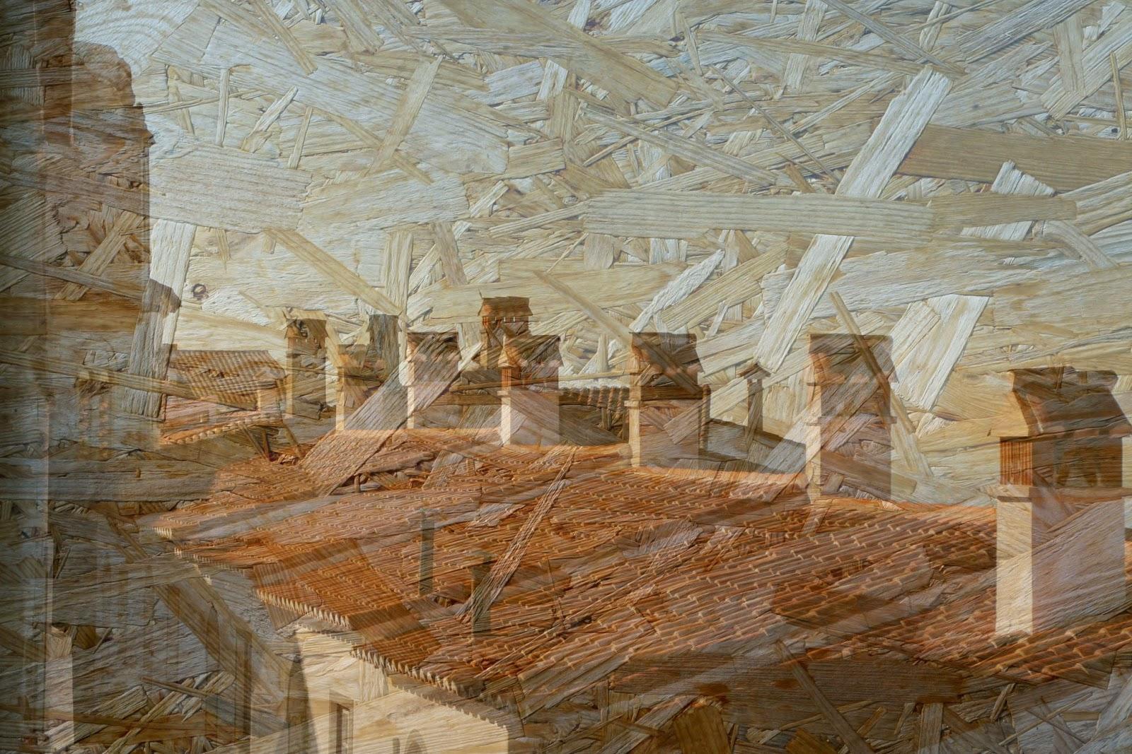 teste sobreposição texturas wood