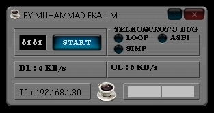 Inject Telkomsel Kampret 3 BUG 26 Oktober 2015