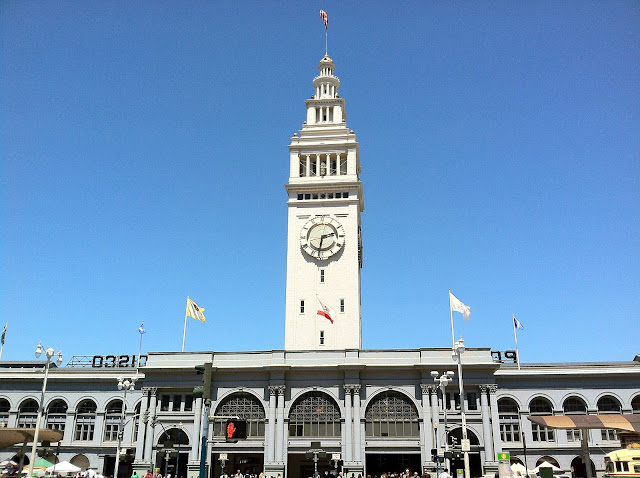 San Francisco Ferry Building Marketplace