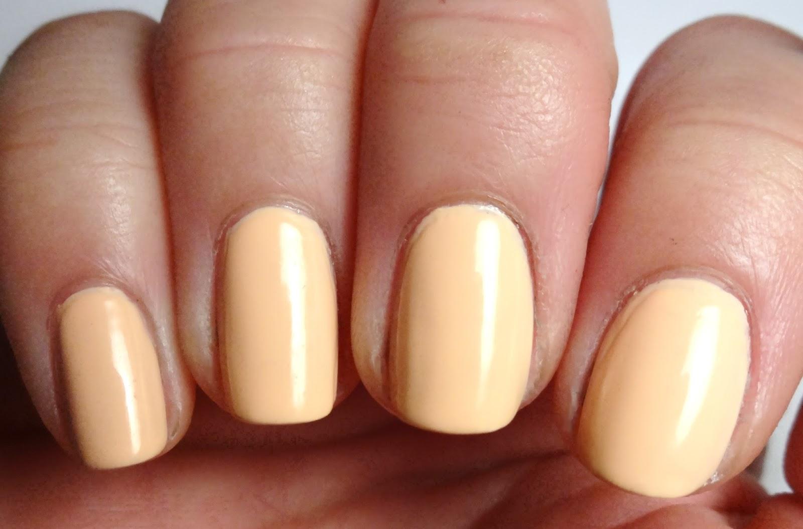 Apricot Base Color
