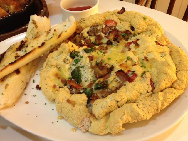 Truffle Omelet Soufflé - Maple