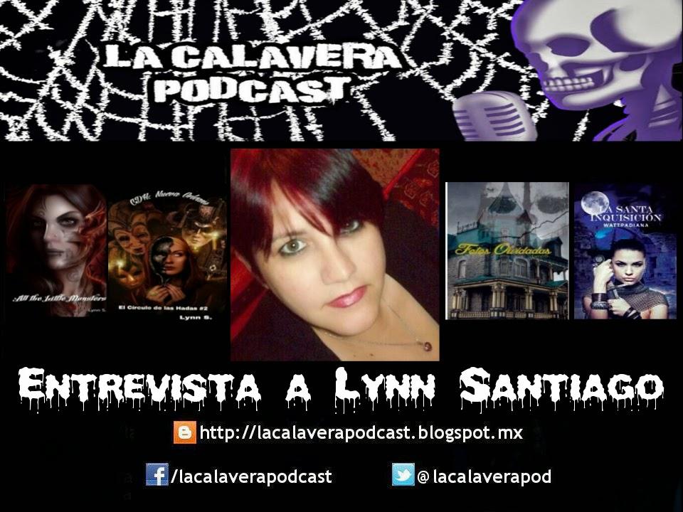 """Entrevistamos a Lynn Santiago, una gran escritora del genero fantastico y de terror, autora de """"El Circulo de las Hadas"""", """"Fotos Olvidadas"""" y coautora de """"Sombra Roja"""" entre muchas otras obras."""