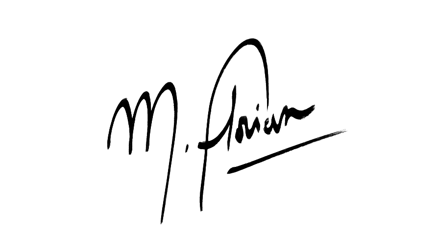 Monsieur Florian's diary