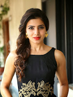 Samantha glam pics at Son of Satyamurthy event-cover-photo