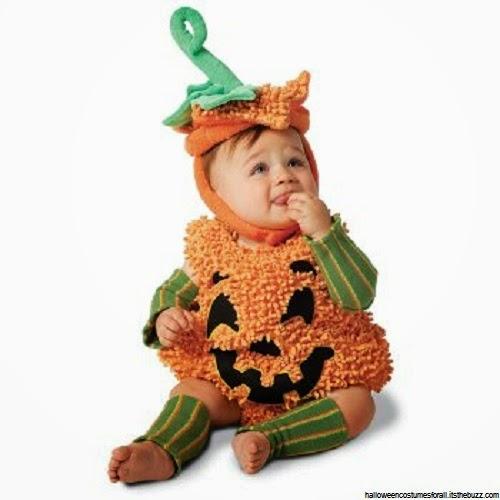 Joli photo déguisement bébé Halloween