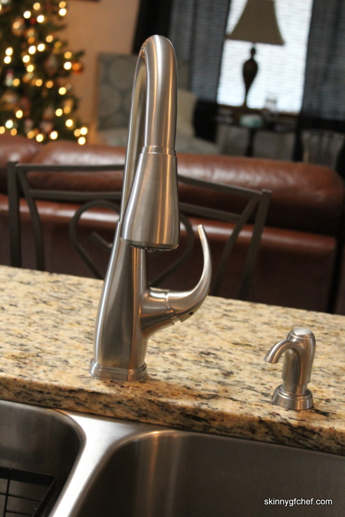 New Kitchen Faucet Low Hot Water Pressure