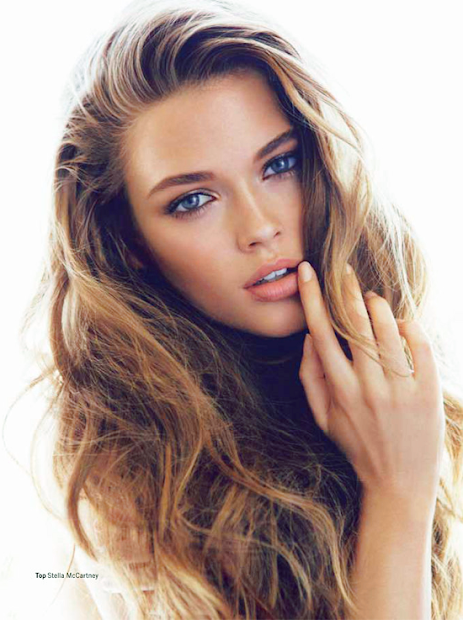 adela & tessie natural eyebrows