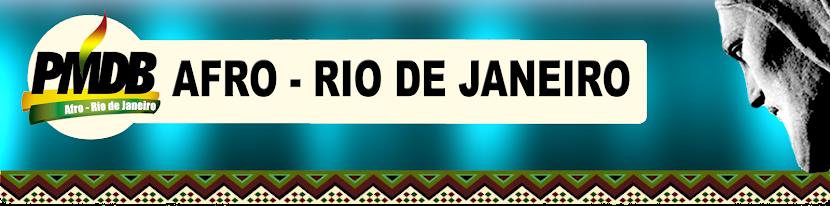 PMDB AFRO - RIO