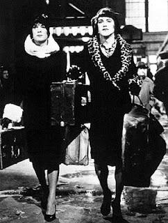 Jack Lemmon y Tony Curtis en Con faldas y a lo loco de 1959