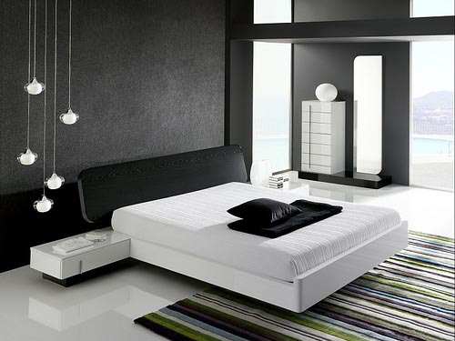 Bedroom Interior Ideas with Simple Design
