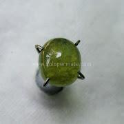 Batu Permata Natural Green Sapphire - SP1049