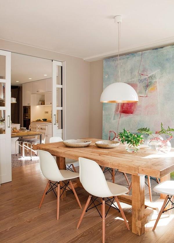 c mo las sillas de dise o pueden transformar completamente tu comedor me paso el dia comprando. Black Bedroom Furniture Sets. Home Design Ideas