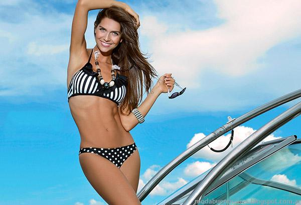KSI verano 2015, moda en trajes de baño: bikinis 2015.
