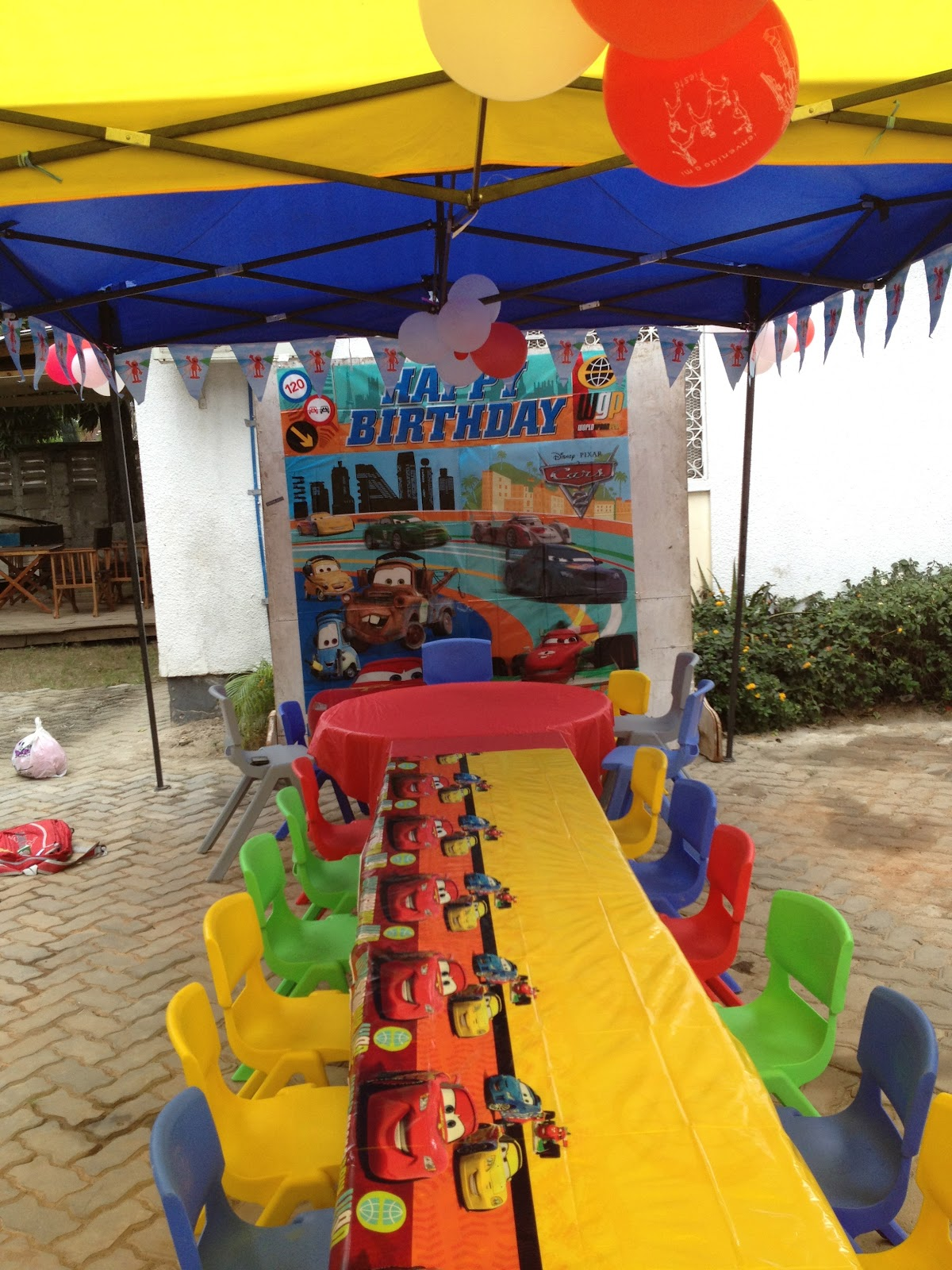 Kids Events Kids Parties Lightning Mcqueen Theme For