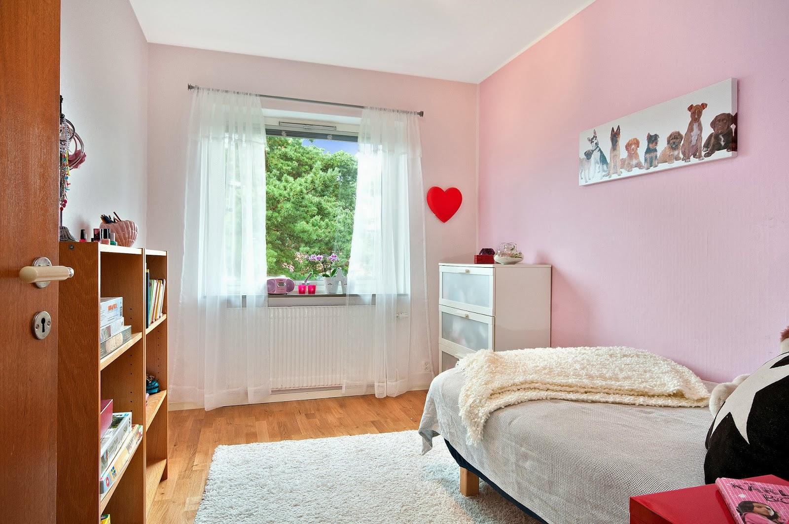 Vår nya lya: så här såg lägenheten ut när vi sålde den!