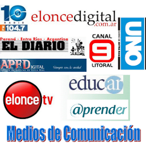EDUBLOGPARANA Y LOS MEDIOS DE COMUNICACIÓN LOCAL