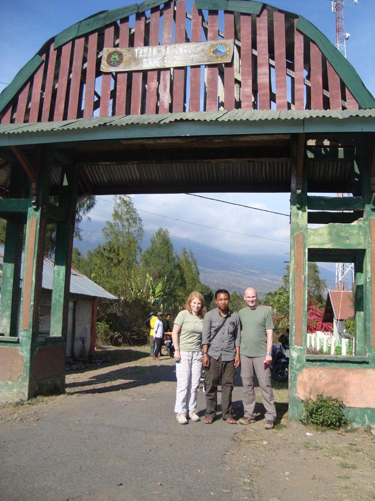 Sembalun Lawang Gate of Mount Rinjani