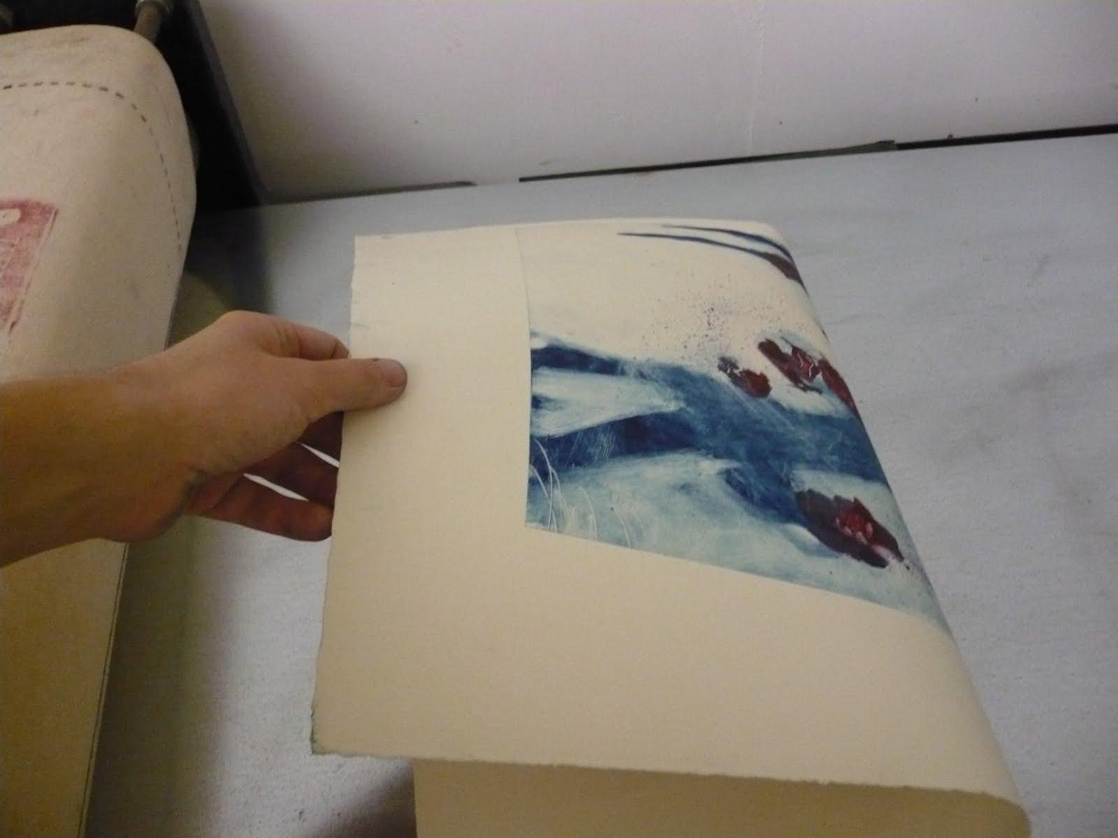 """Judith Bordas : illustratrice de """"Seul le bleu reste"""""""