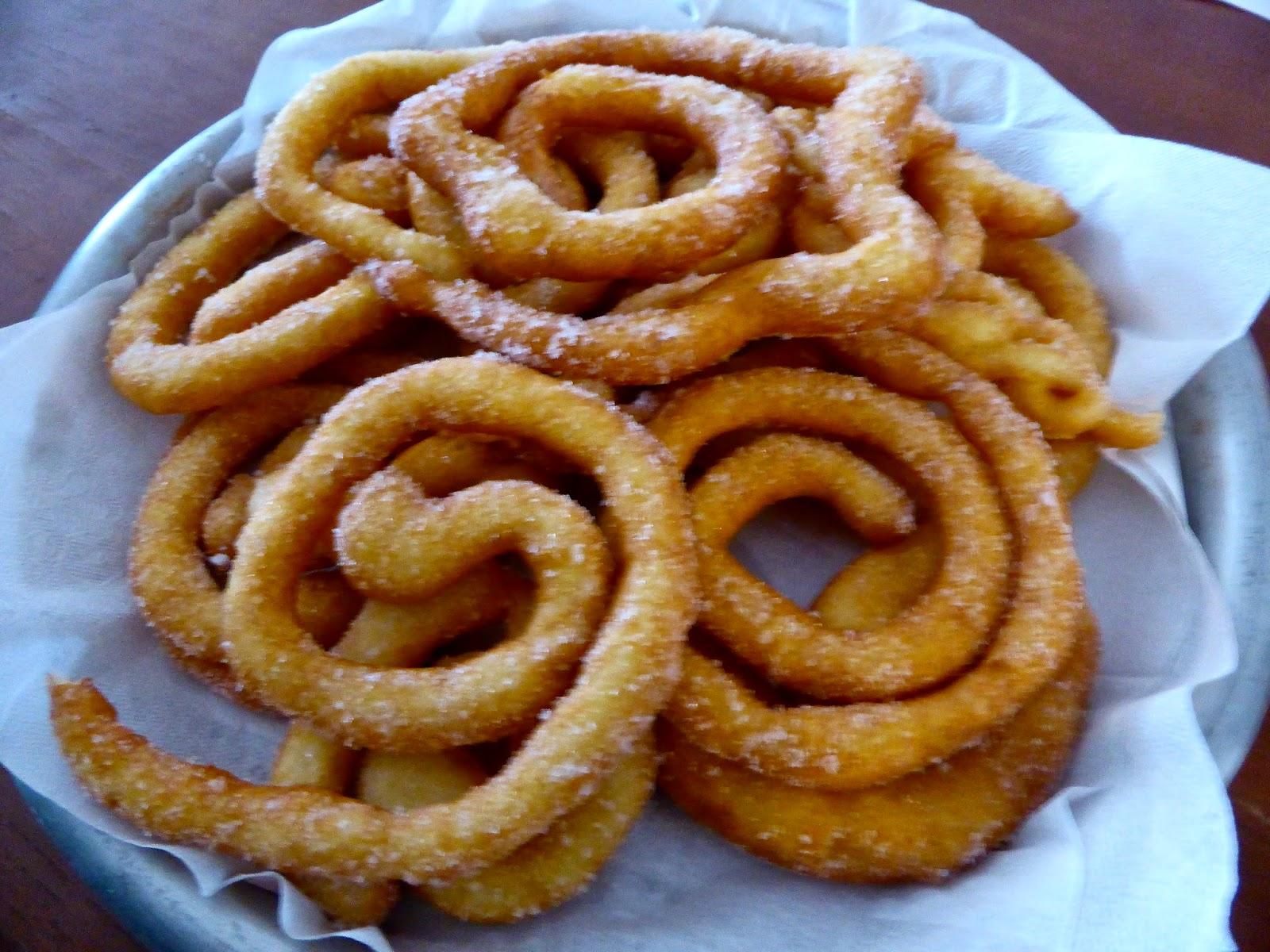Ricette di frittelle lunghe bimby