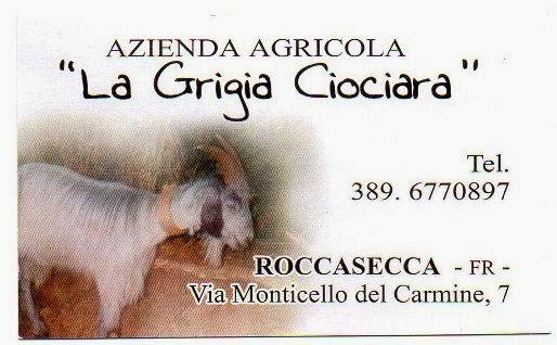 "Azienda Agricola""La Grigia Ciociara"""