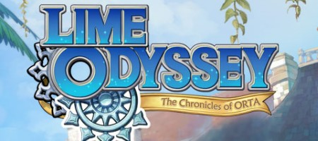 MMORPG Lime Odyssey The Chronicles of ORTA Alpha Test Logo