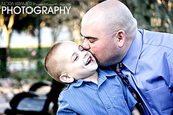 Family Photography Session in Lake Mary, Florida