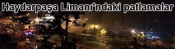 Haydarpaşa Limanı'ndaki patlamalar