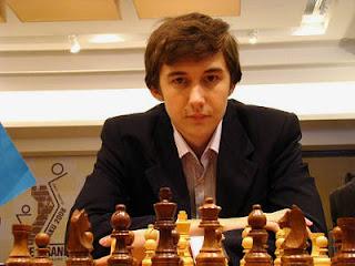 Echecs en Russie : Sergey Karjakin (2772) 1-0 Viktor Laznicka (2701)