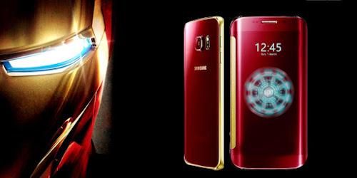 Galaxy S6 Iron Man é vendido por R$ 282 mil