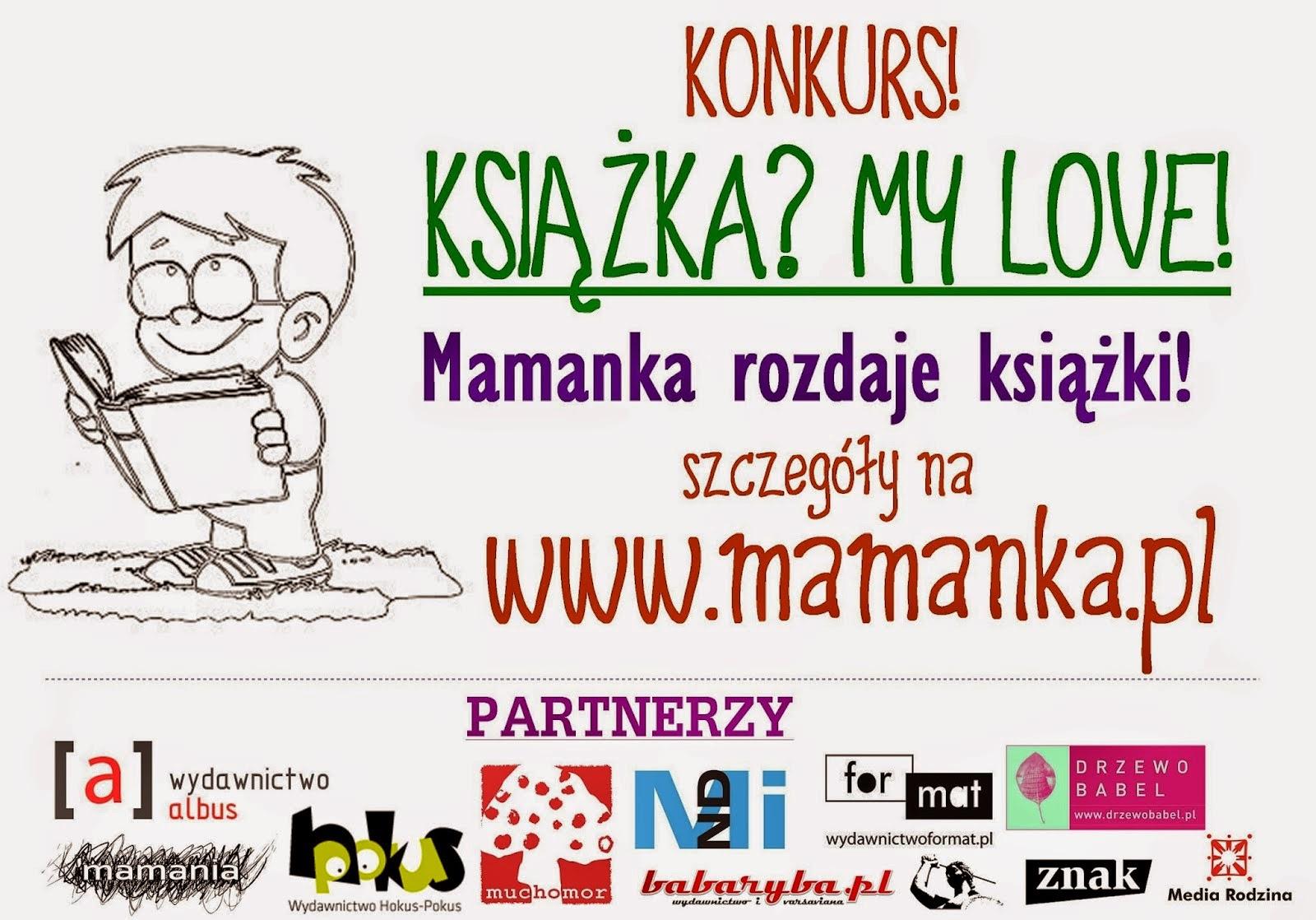 http://www.mamanka.pl/2014/04/ksiazka-my-love-konkurs.html