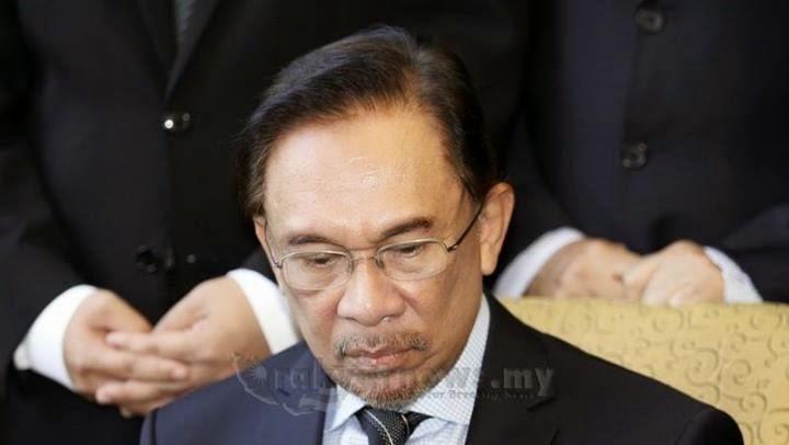 Kehadiran Anwar Ke Parlimen Bergantung Kepada Lembaga Pengampunan