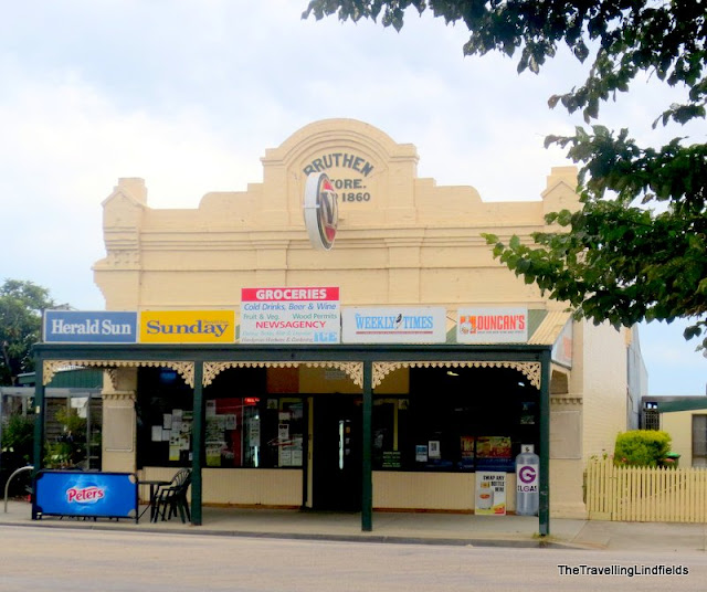 Bruthen General Store, East Gippsland Rail Trail