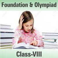 Study Material for Foundation & Olympiad ( Class VIII )