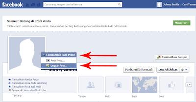 Bagaimana Cara Ganti Foto Profil Facebook