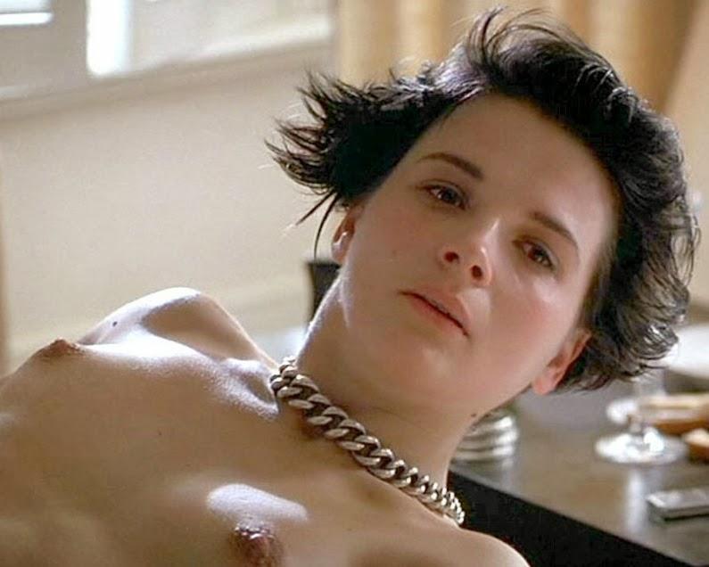 Juliette binoche nude naked topless