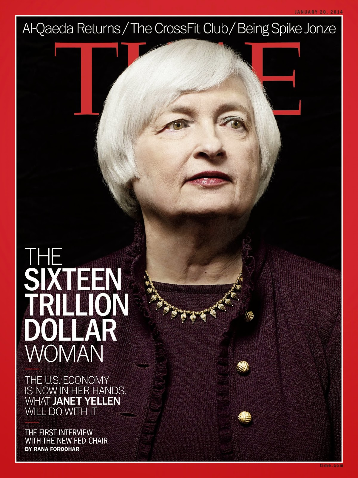day trading with Janet Yellen