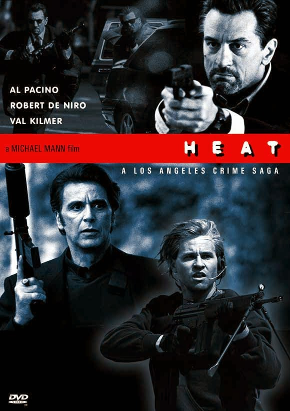 Poster Of Hollywood Film Heat (1995) In 300MB Compressed Size PC Movie Free Download At 300Mb.cc