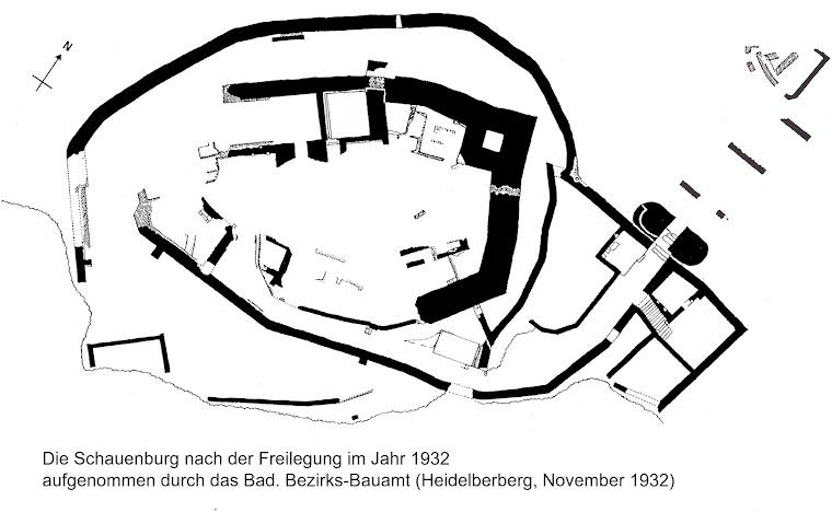Grundriss 1932